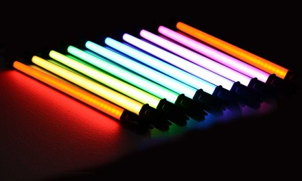 NanGuang launches new RGB tube lights