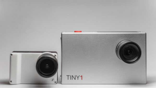 TinyMos NANO1 is the world's smallest astrophotography camera