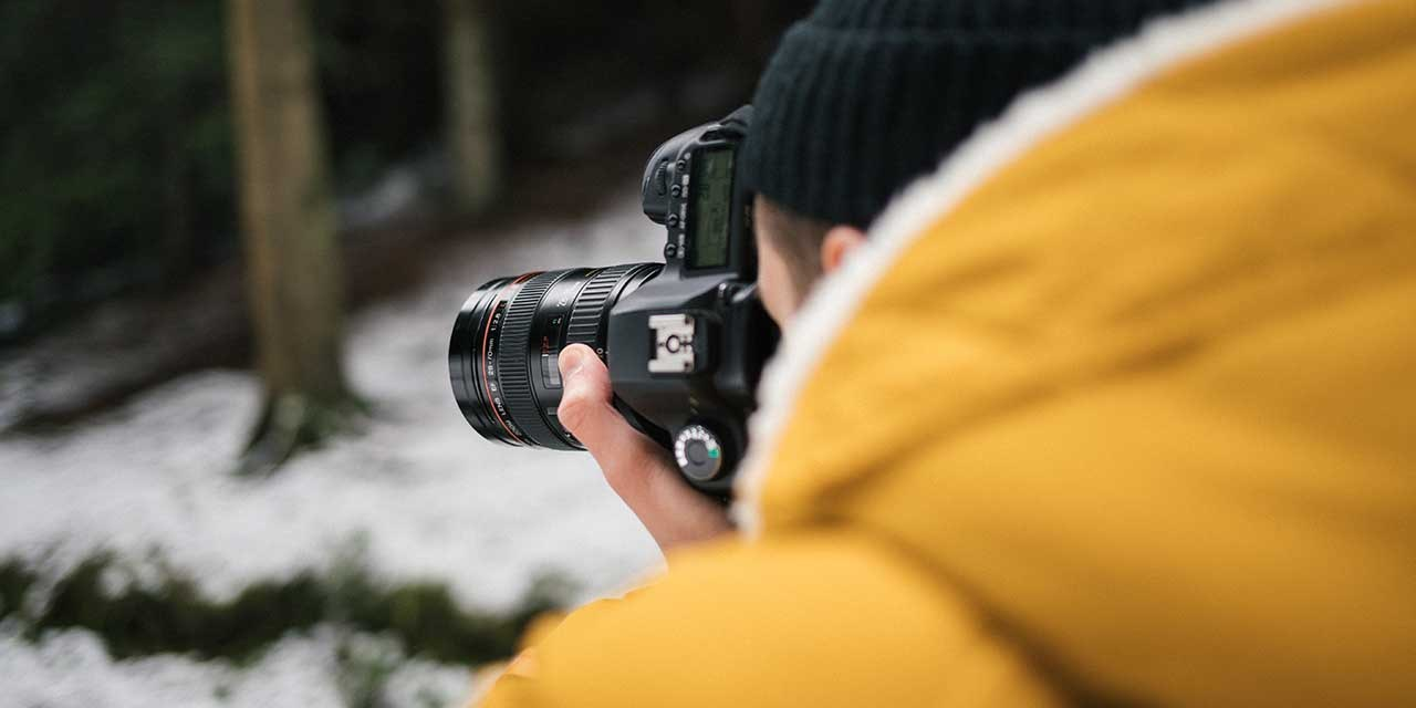 What you need to photograph winter