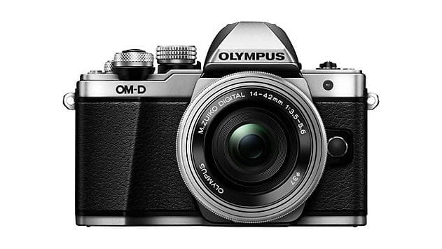 Bargain Cameras: Olympus OM-D E-M10 II