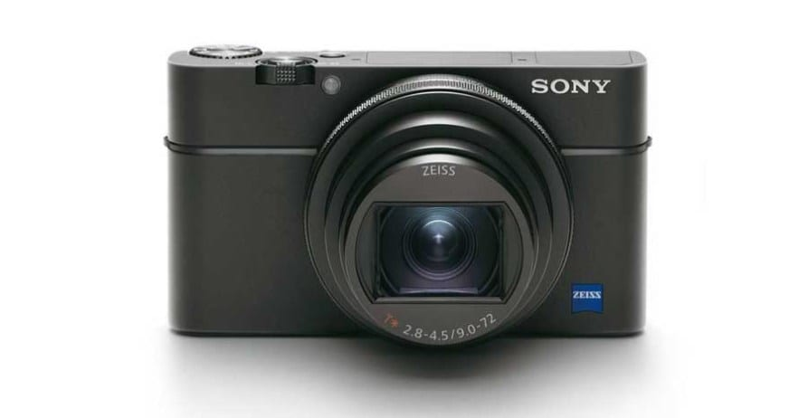 Best Compact Cameras: Sony RX100 IV
