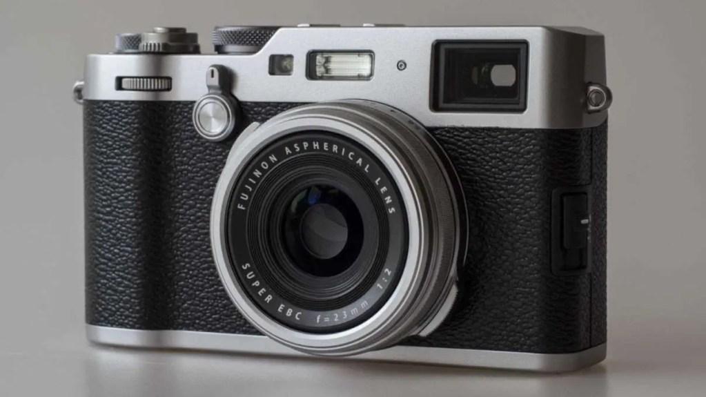 Best Compact Cameras: Fujifilm X100F
