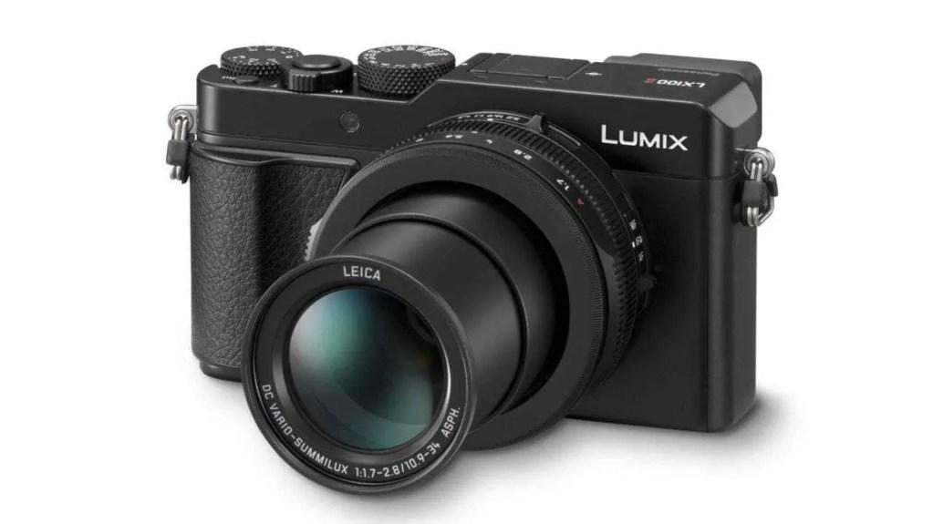 Best Compact Cameras: Panasonic Lumix LX100 II