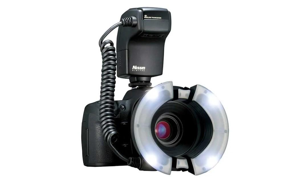 Nissin MF18 Macro Flash
