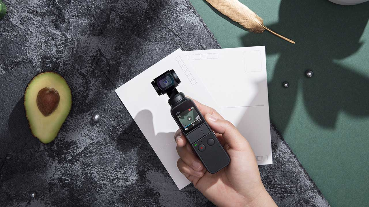 Dji Osmo Pocket Price Specs Release Date Announced