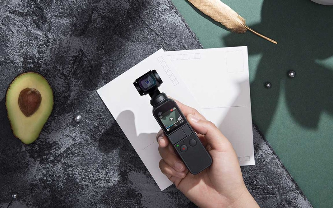 DJI Osmo Pocket price, specs, release date announced