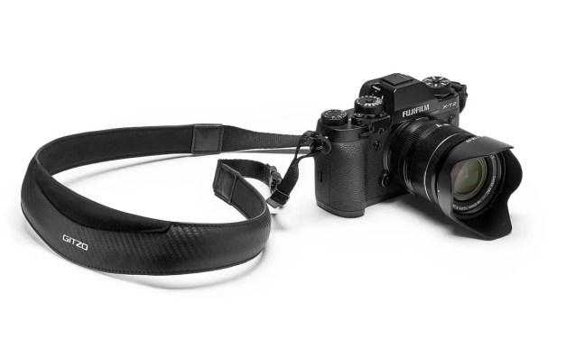 Gitzo releases new Century camera straps