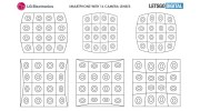 LG patents smartphone with 16 camera lenses