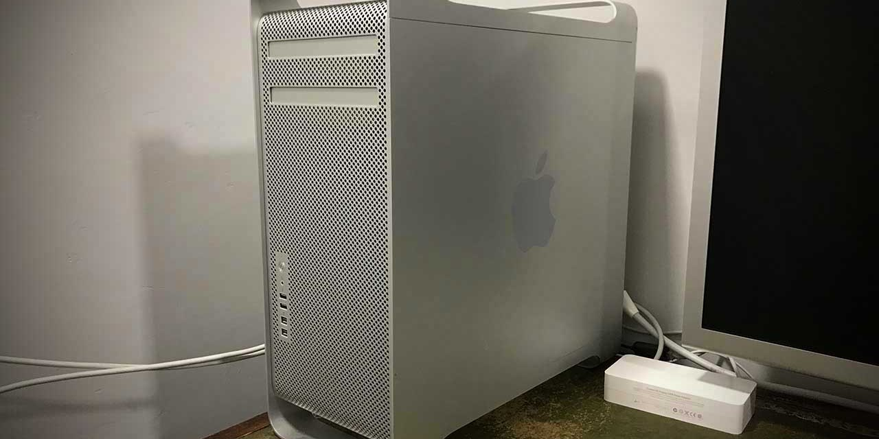 How to turbo charge old Mac Pro's for photographers