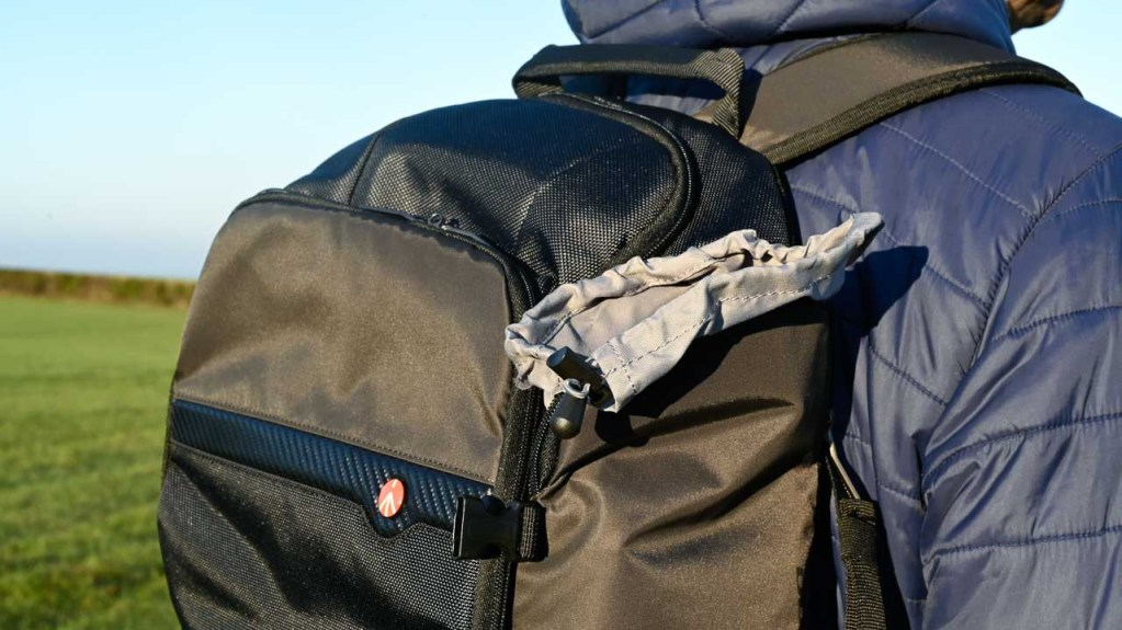 Manfrotto Advanced Befree Backpack review