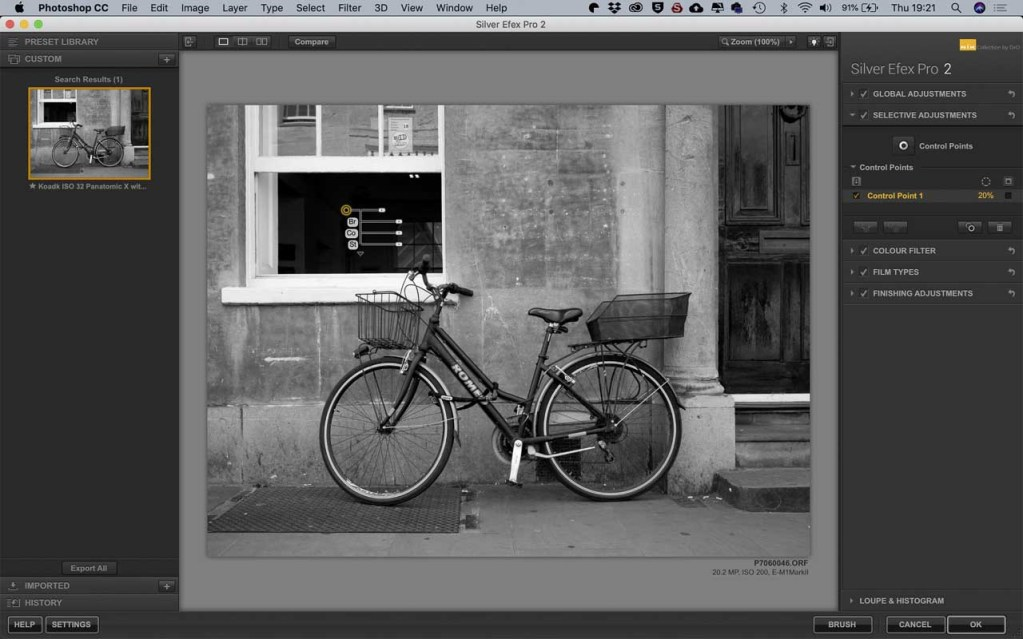 Nik Collection Review Silver Efex Pro Review