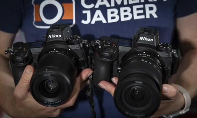 Nikon announces eye AF, raw video, CFexpress for Z cameras