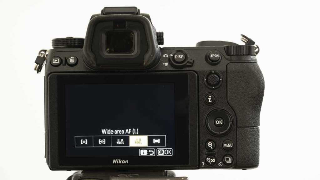 Nikon Z 6 and Z 7 autofocus system explained