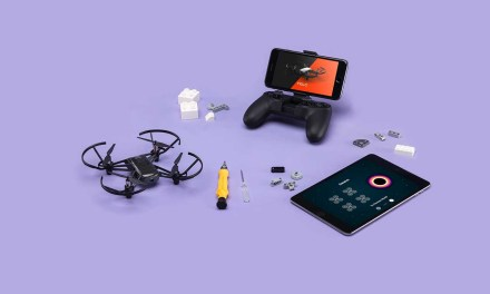 Ryze, DJI launch programmable Tello EDU drone