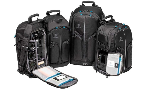 Tenba launches new Shootout Collection backpacks