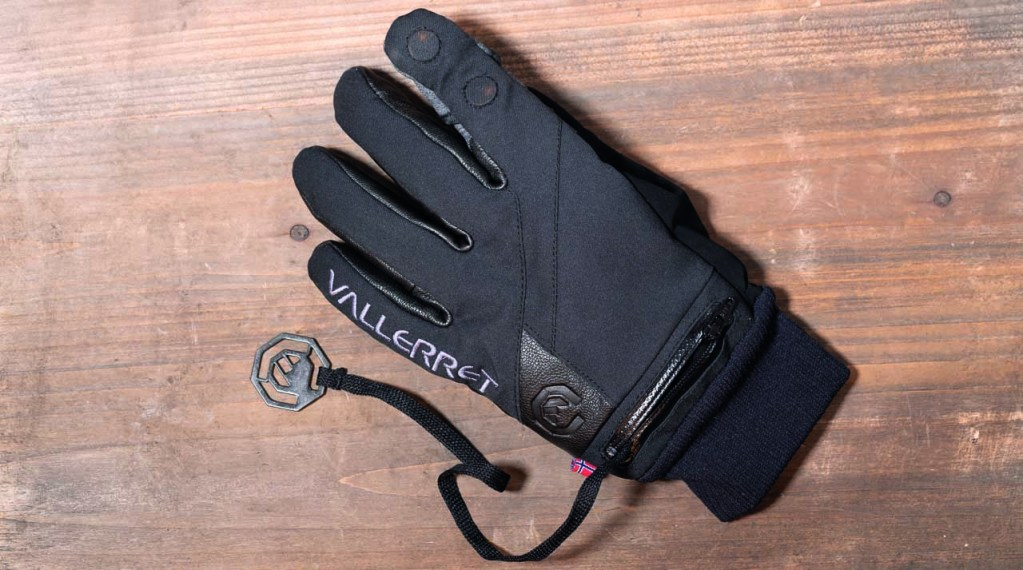 Vallerret Ipsoot photography glove review