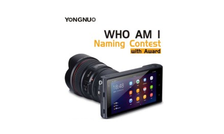 Yongnuo shares more specs for YN450 Android camera