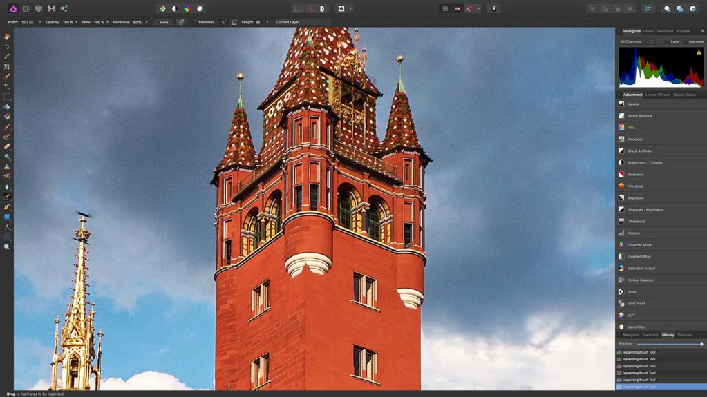 How to master object removal in Affinity Photo