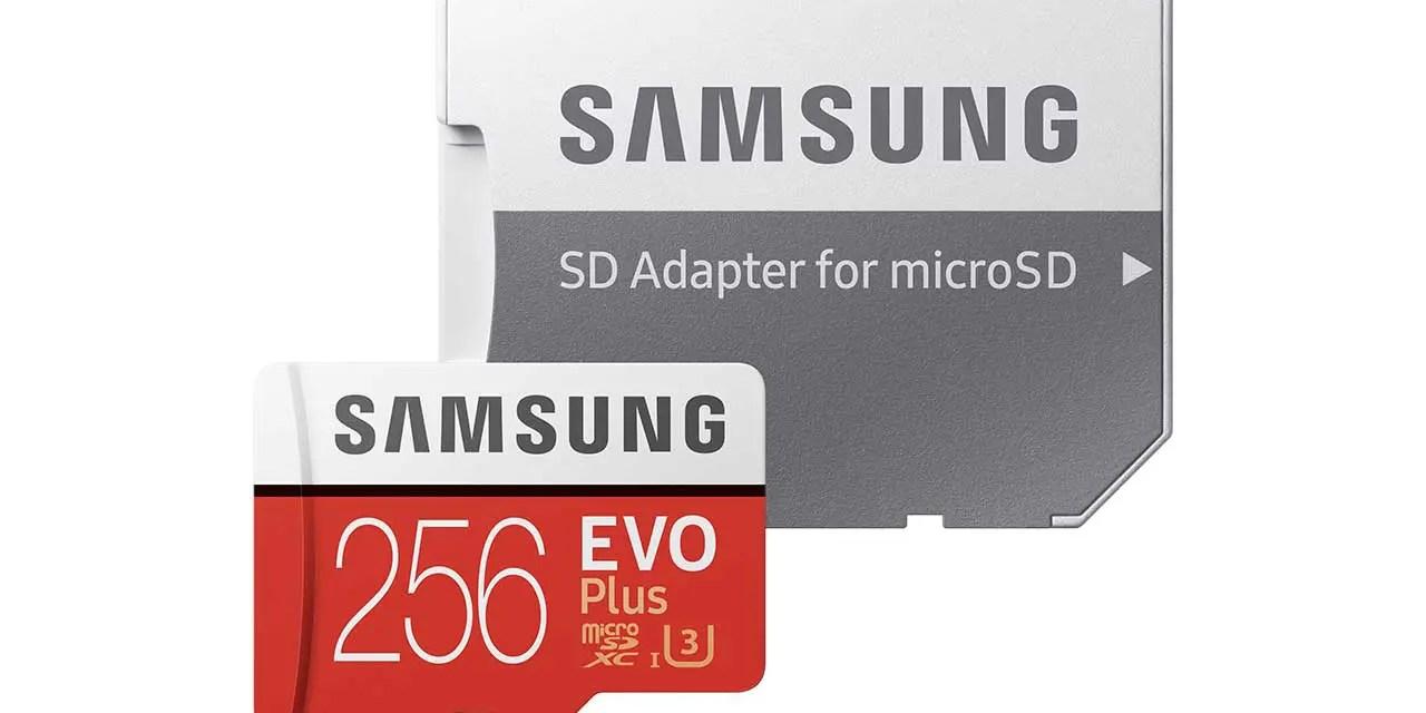 Samsung releases massive 512GB MicroSD card