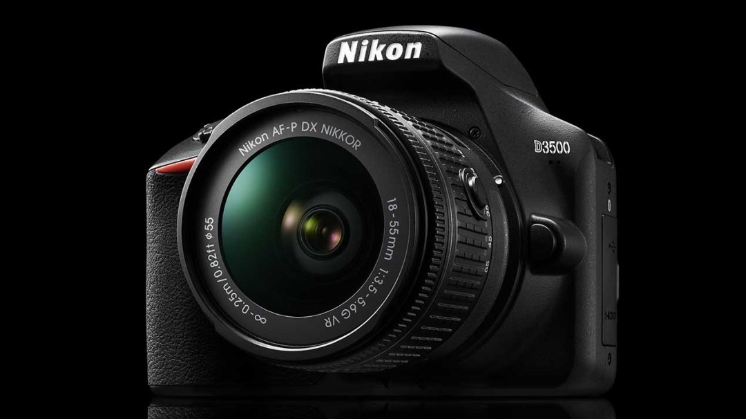 Best Cameras for Beginners: Nikon D3500