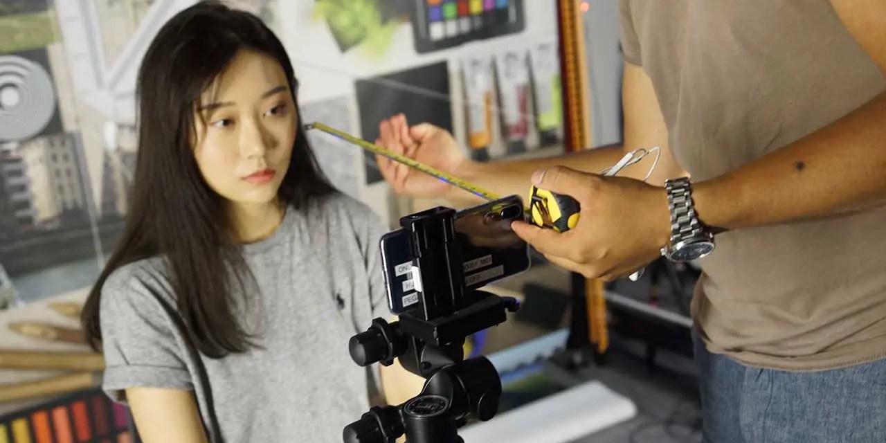 DxOMark to begin scoring front 'selfie' camera on smartphones