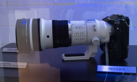 Olympus to launch 150-400mm f/4.5 with built-in 1.25x teleconverter
