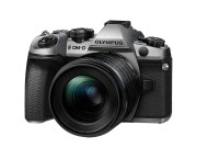 Olympus OM-D E-M1 Mark II Silver edition launched for company's 100th anniversary