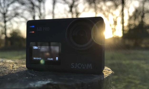 SJCAM SJ8 Pro review