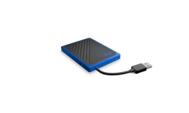 WD unveils 4TB flash drive, Extreme PRO Portable SSD, 1TB My Passport Go, Flashback cloud service