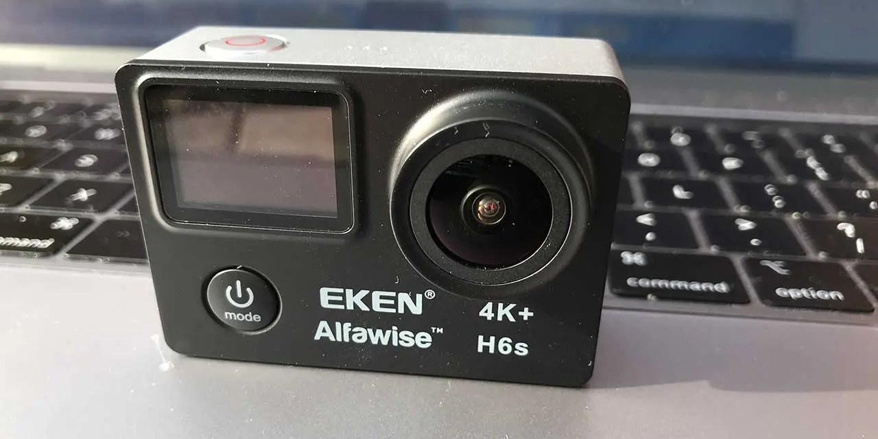EKEN Alfawise H6s Review: Hands on