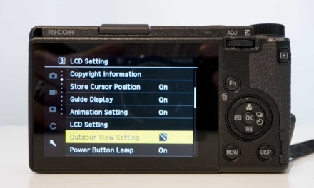 Ricoh to fix loose control pads on GR III in Japan, Korea