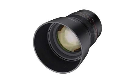 Samyang unveils 14mm f/2.8, 85mm f/1.4 Canon RF mount