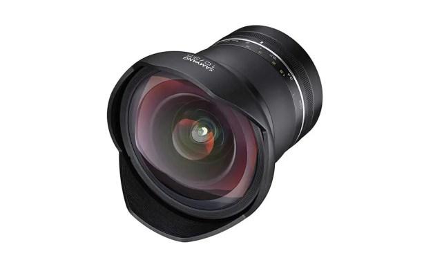 Samyang announces XP 10mm f/3.5 for Canon, Nikon