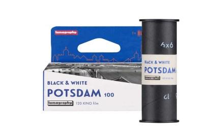 Lomography launches medium format B&W 100 Potsdam Kino Film