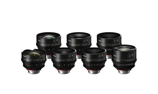Canon announces Sumire Prime series of seven new PL mount cinema prime lenses