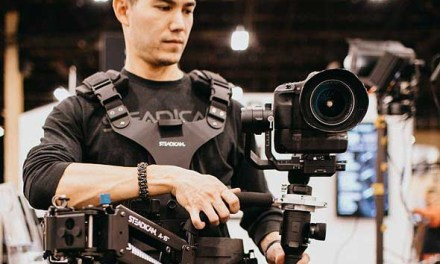 Tiffen unveils Steadicam Steadimate-S vest adapter for gimbal stabilisers