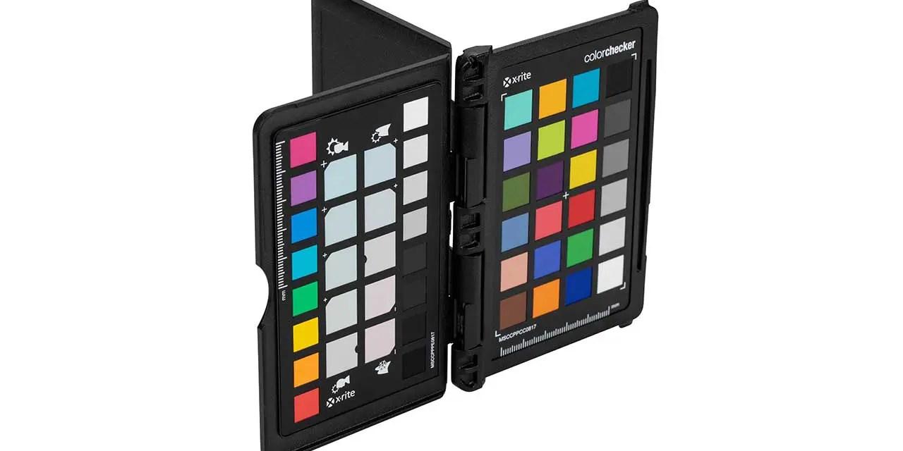 X-Rite launches the ColorChecker Passport Photo 2