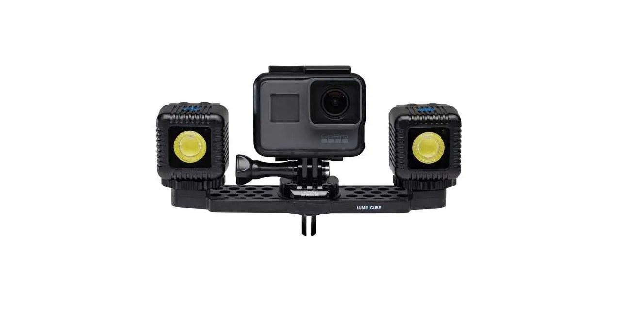 Best GoPro lighting rigs