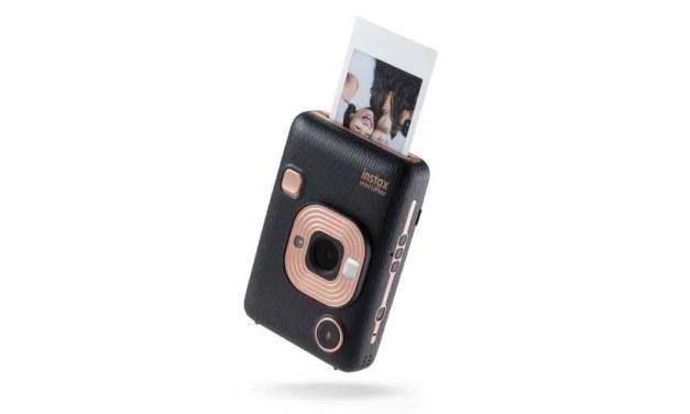 Fuji set to launch Instax Mini LiPlay camera?