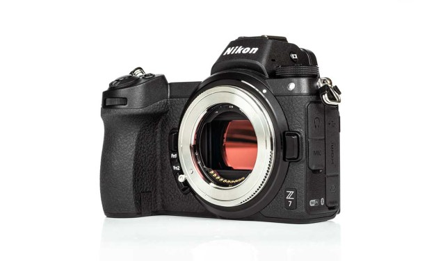 Techart launches TZE-01 Sony E to Nikon Z autofocus adaptor