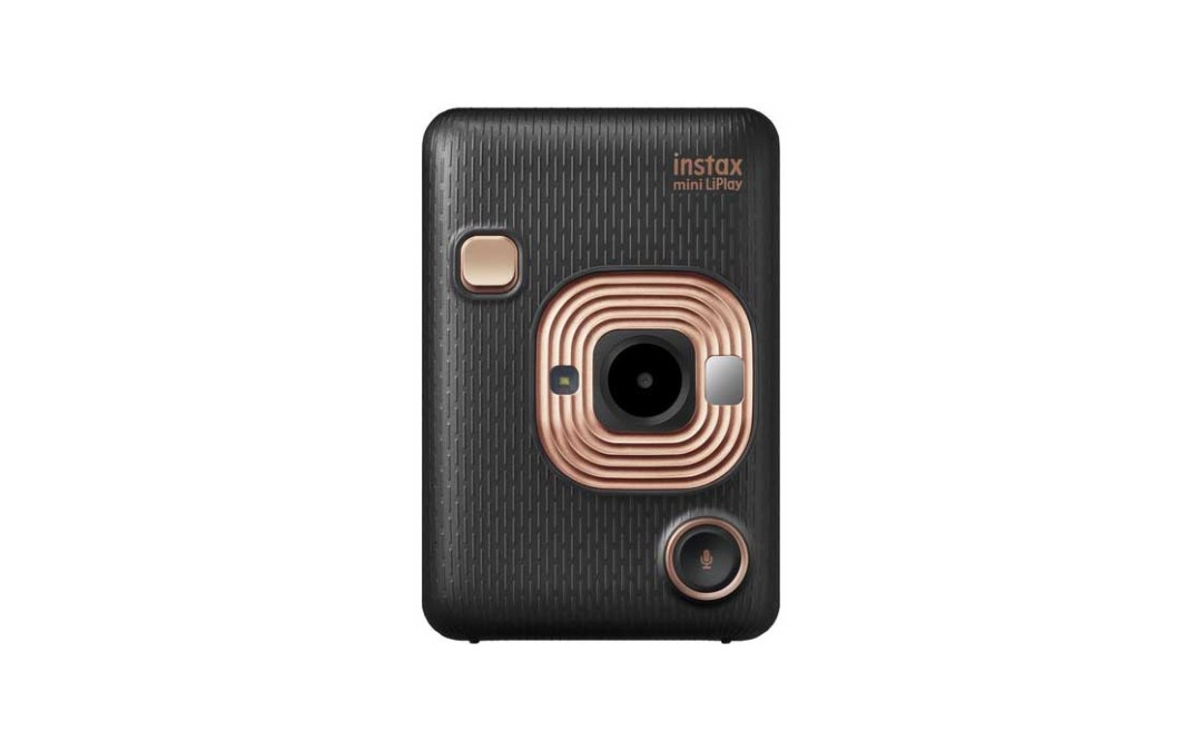Fuji announces Instax Mini LiPlay with audio capture, digital image transfer