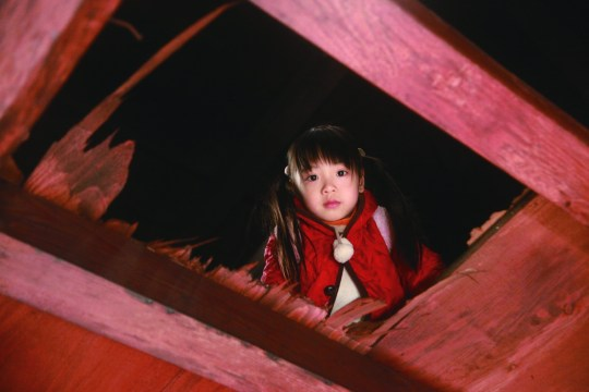 Hole in Wonderland, Japan 2009, 30 min. Directed by SHIMIZU Nao