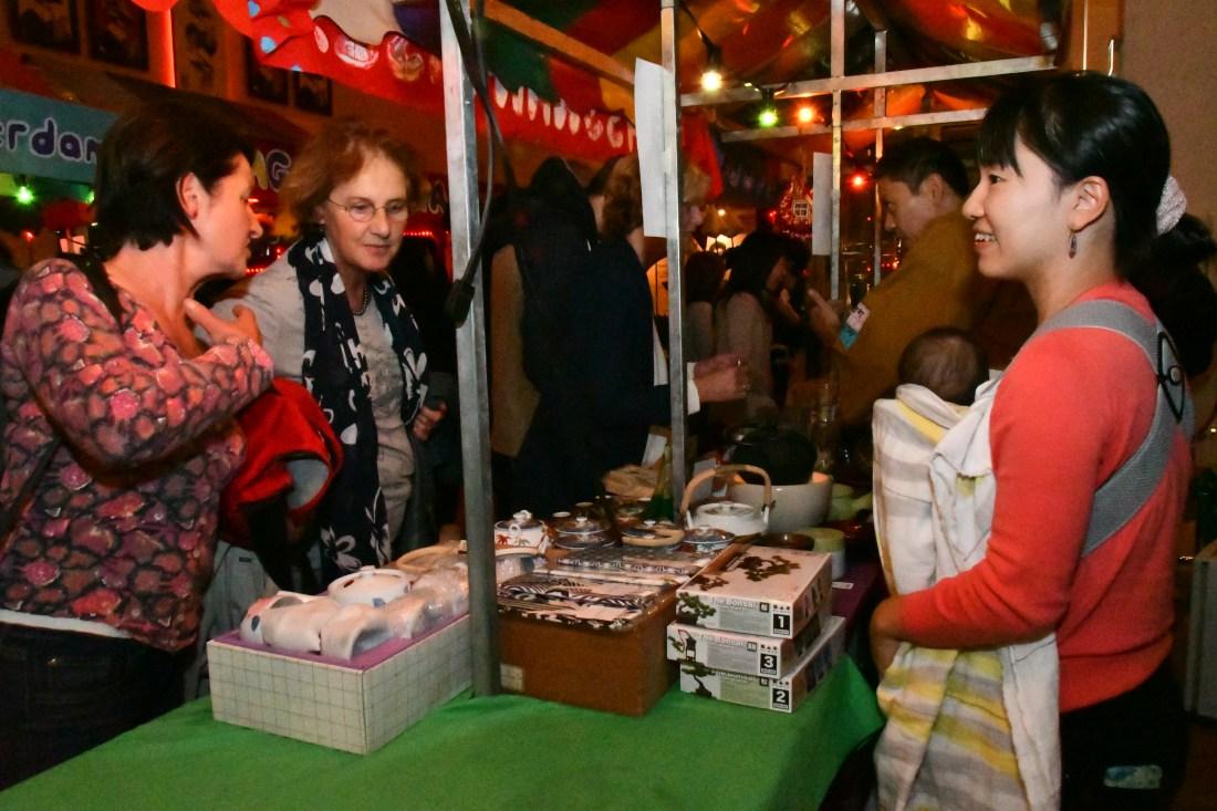 CAMERA JAPAN Market at LantarenVenster