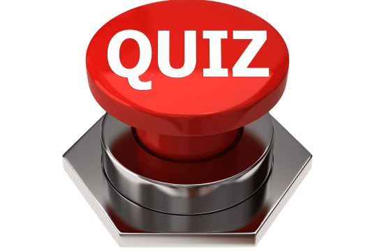 Big red quiz button