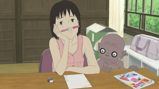 A Letter to Momo ももへの手紙