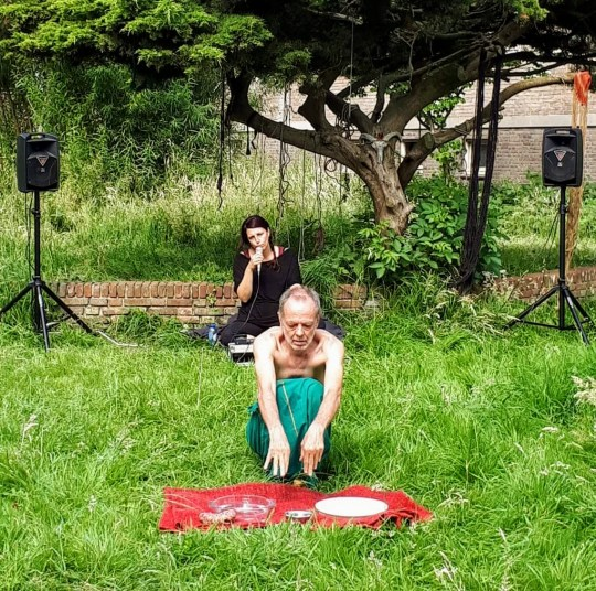 butoh in the open air