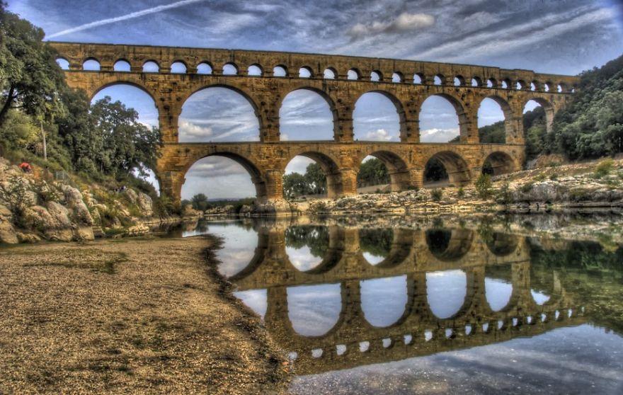 Старинные загадочные мосты со всего мира - 40 фото - 39