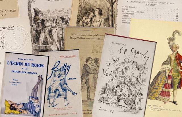 Британская библиотека оцифровывает коллекцию «непристойных» книг