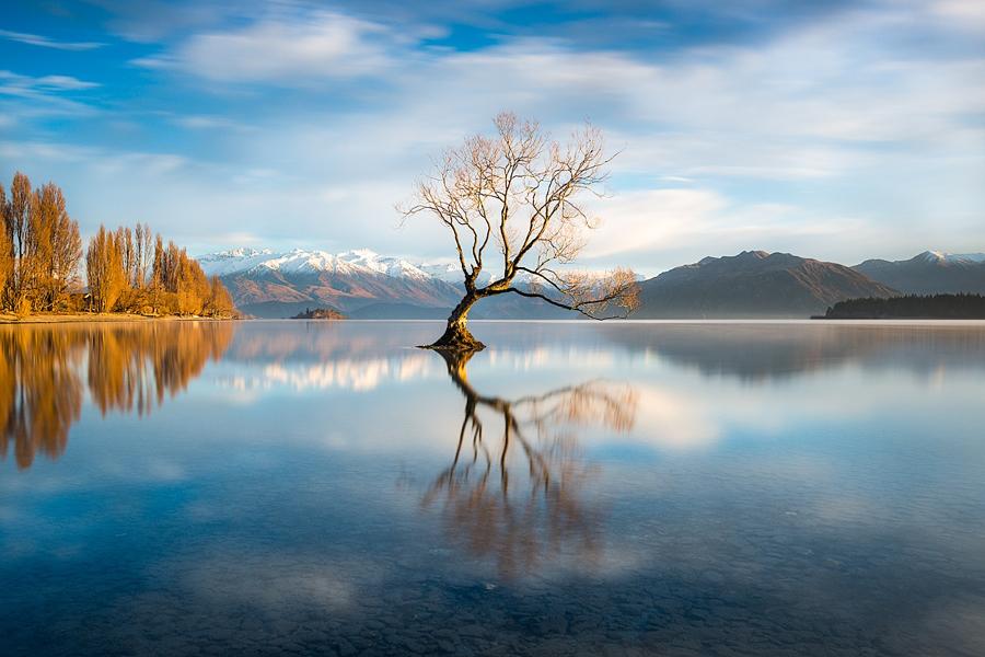 10 самых счастливых стран мира в фотографиях - Новая Зеландия