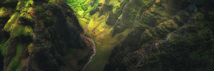 Места съёмок «Мира юрского периода» - великолепные пейзажные фотографии